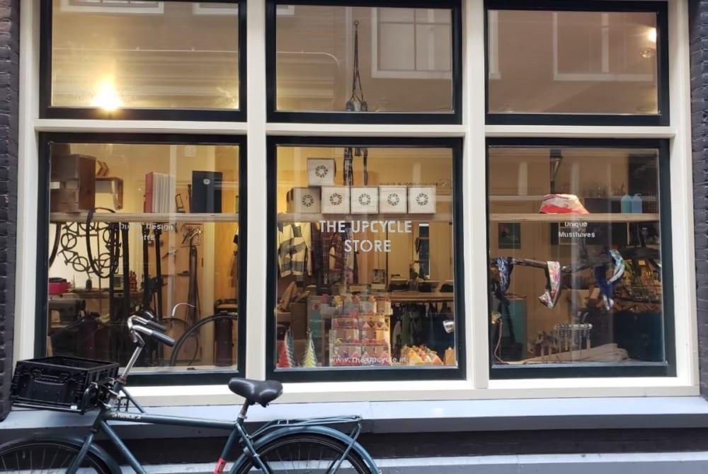 アムステルダムで出会ったアップサイクルのアイデア8選
