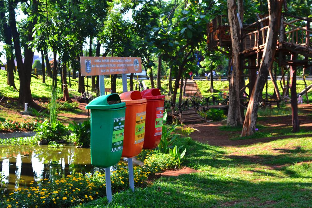 オランダ発の持続可能な廃棄管理「エコパークス」構想、インドネシアで発足