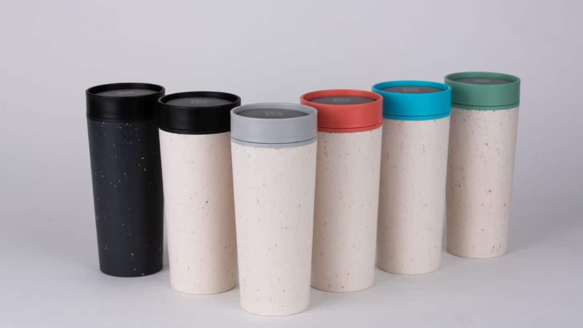 使い捨て紙カップを10年使用できるトラベルマグにリサイクル。英Circular&Co.社のサーキュラーエコノミー