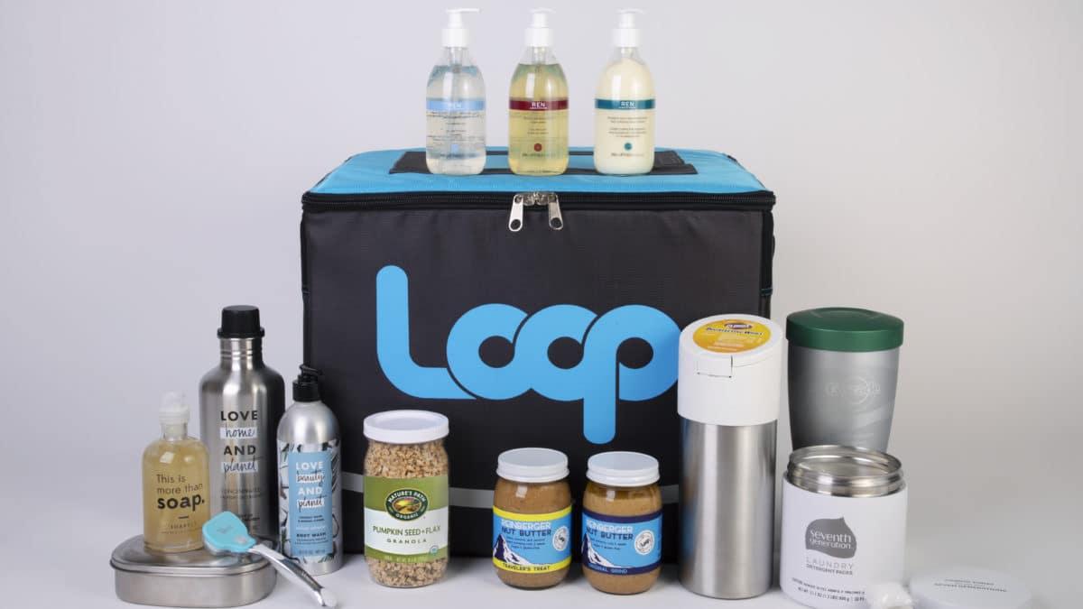 Loop Japan、東京都と連携して12月からリユース容器で弁当や惣菜を提供開始