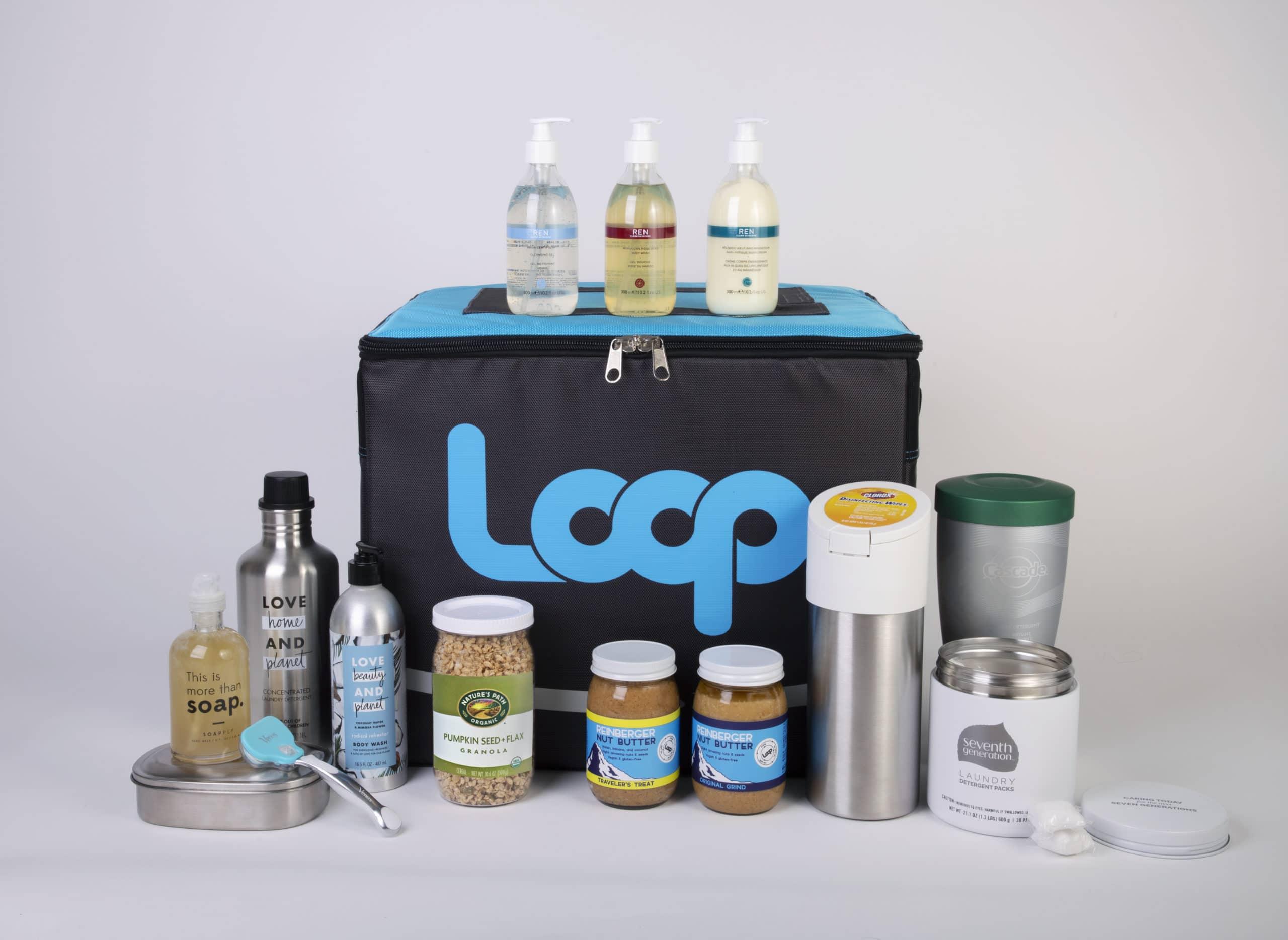 Loop Japan、東京都と連携して12月からリユース容器で弁当や惣菜を提供 ...