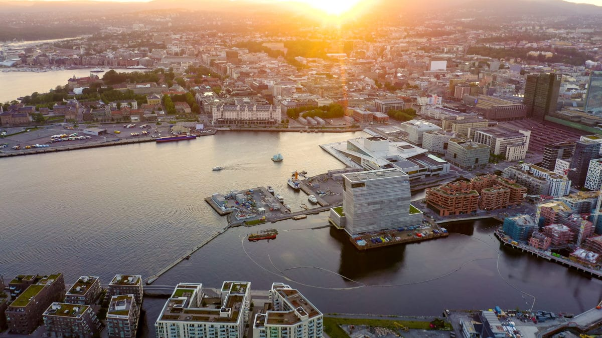 Circle Economy報告書、ノルウェーのサーキュラリティは2.4%と発表。政府の適切な介入の必要性に言及