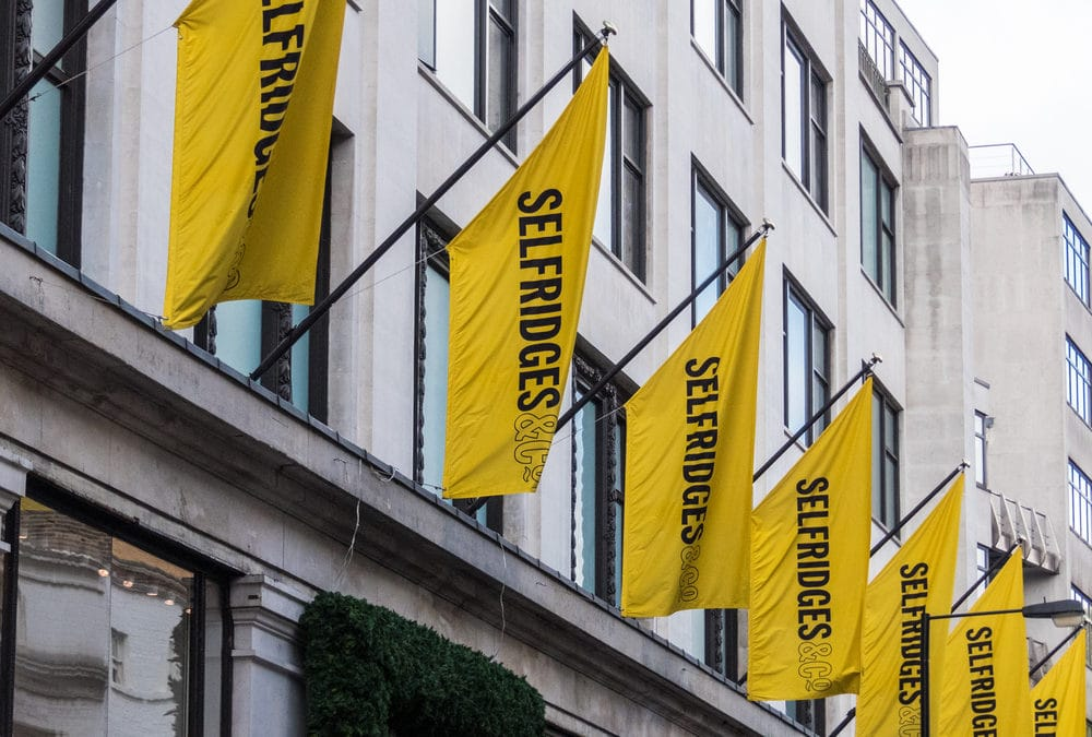 英高級百貨店セルフリッジズ、取り扱い商品は持続可能な素材に限定する方針を発表