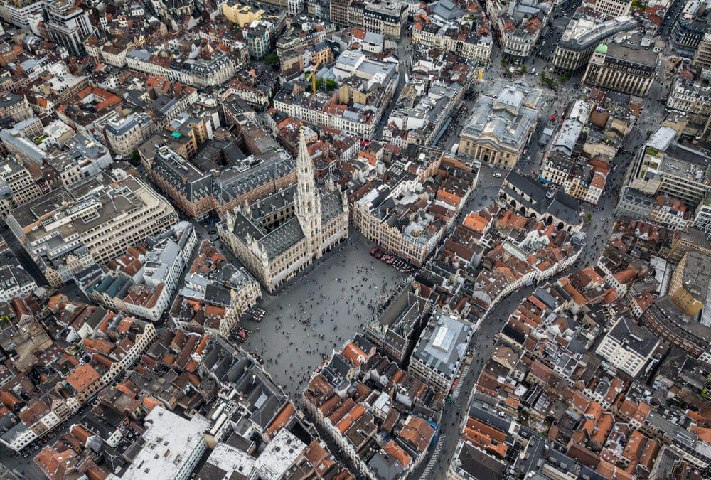 ブリュッセル、ドーナツ都市計画導入を発表。ポストコロナ復興と持続可能な経済目指す