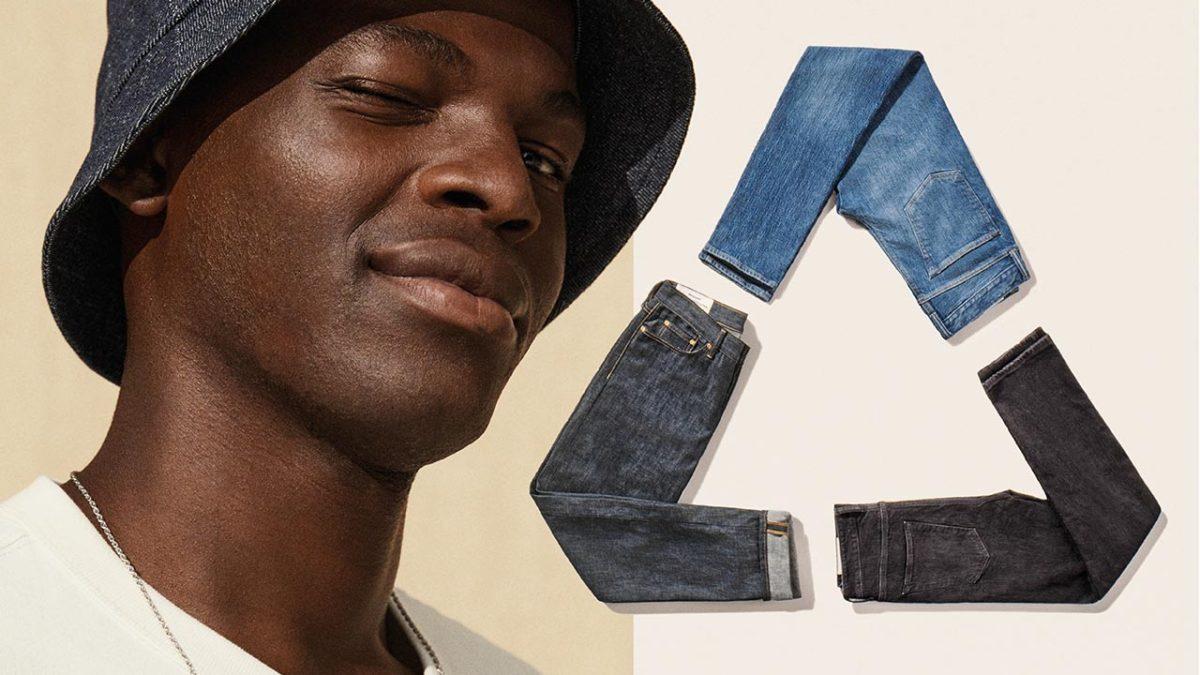 H&M、循環型のジーンズコレクション「Jeans Redesign」を発表。エレン・マッカーサー財団とコラボ