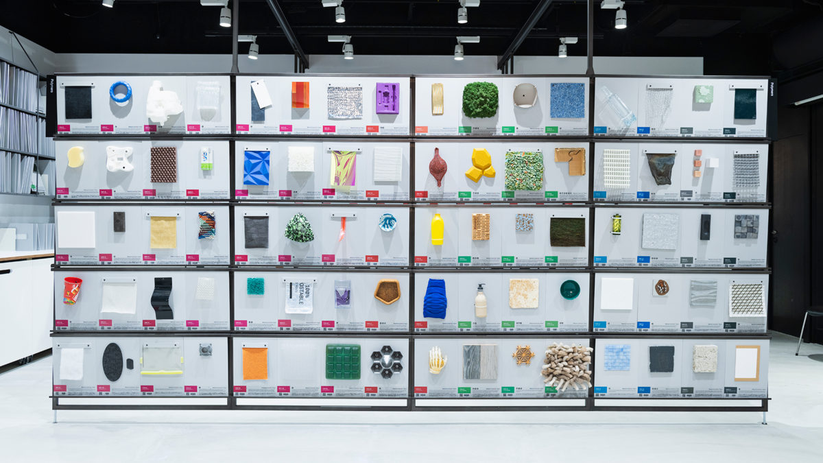 Material ConneXion Tokyo、「SUSTAINABLE MATERIALS for Circular Economy」展を開催