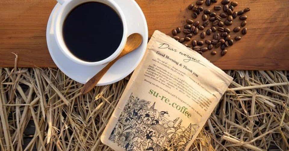 再エネ×ブロックチェーンで気候変動に歯止めを。自然も農家も飲む人も幸せにするバリのコーヒー「su-re.co」