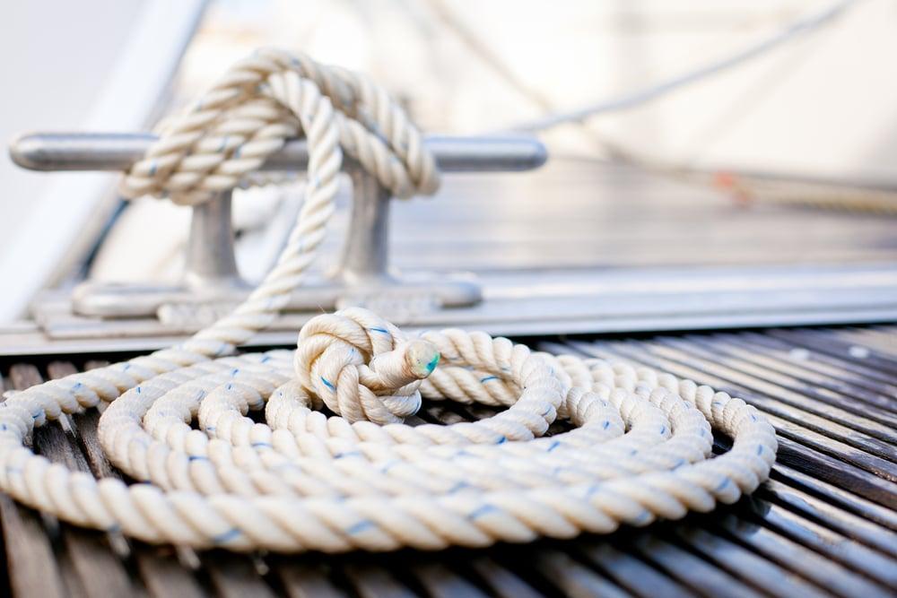 リファインバース、ナイロン製船舶係留用ロープのリサイクルを開始