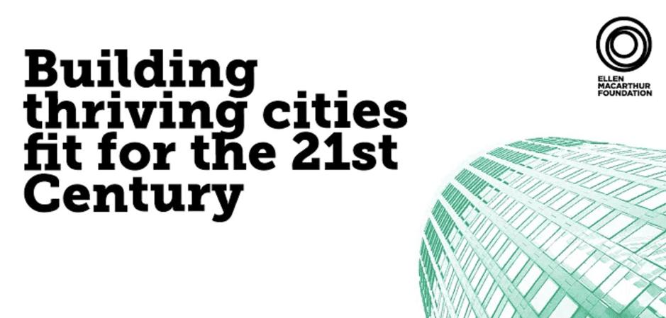 【エレン・マッカーサー財団 Circular Economy Show】21世紀に見合った繁栄する街づくりのためのドーナツ都市計画