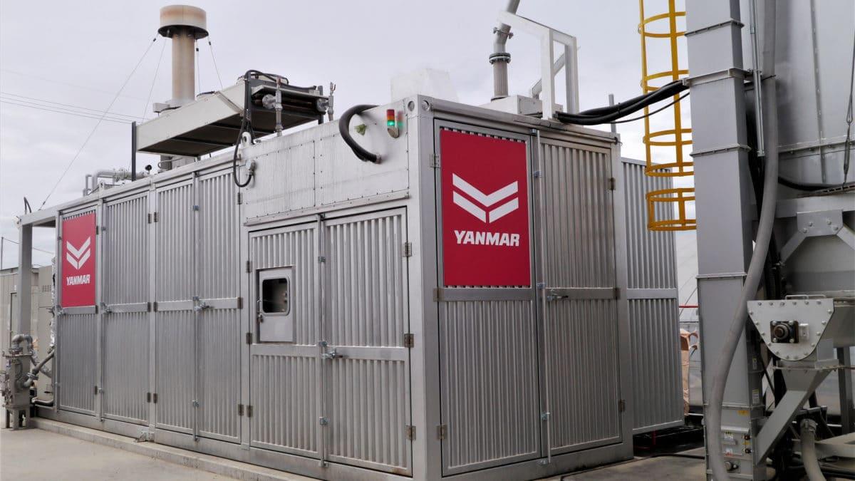 ヤンマー、資源循環型農業に貢献する「もみ殻ガス化発電システム」を2021年度に販売開始予定