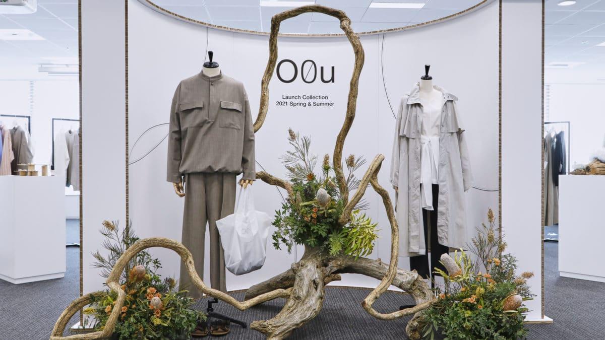 日常に寄り添うD2Cファッションブランド「O0u」が目指すサーキュラーエコノミー