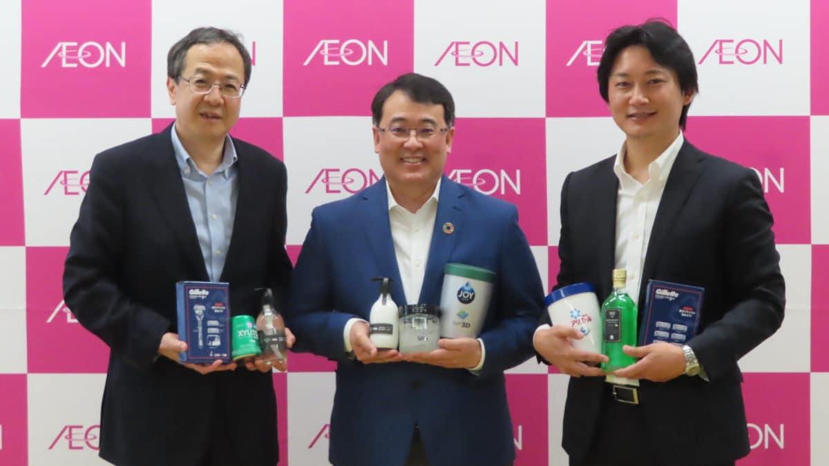 イオン、国内小売初「Loop」商品を首都圏19店舗で販売開始へ