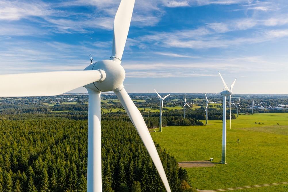 GEリニューアブルエナジーとラファージュホルシム、風力タービンブレードリサイクル検討覚書に署名