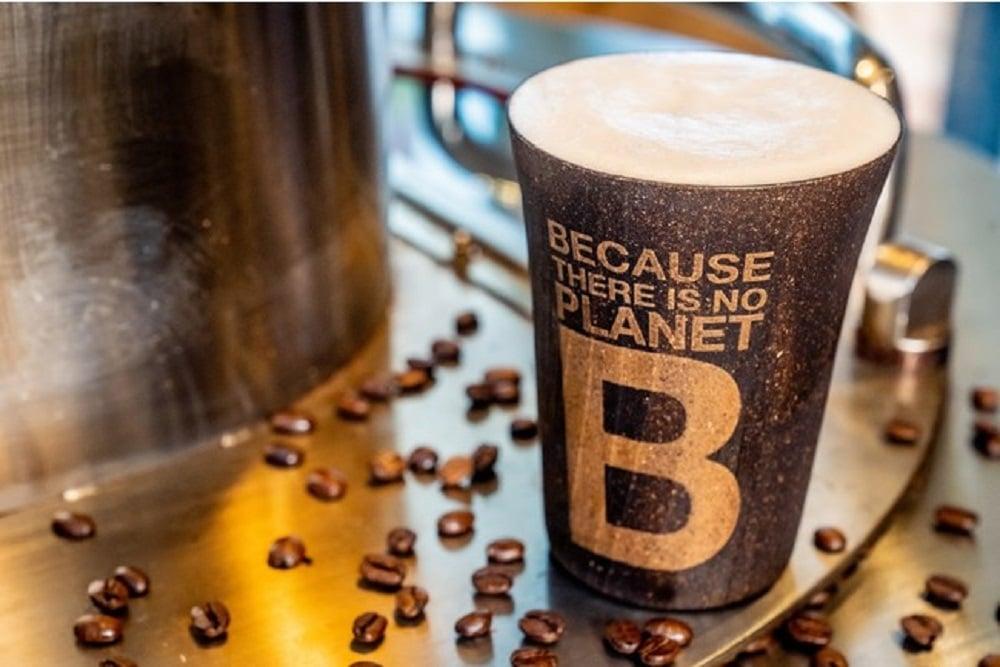 アサヒグループとエコアルフ、廃棄コーヒー豆をアップサイクルしたビールを販売開始