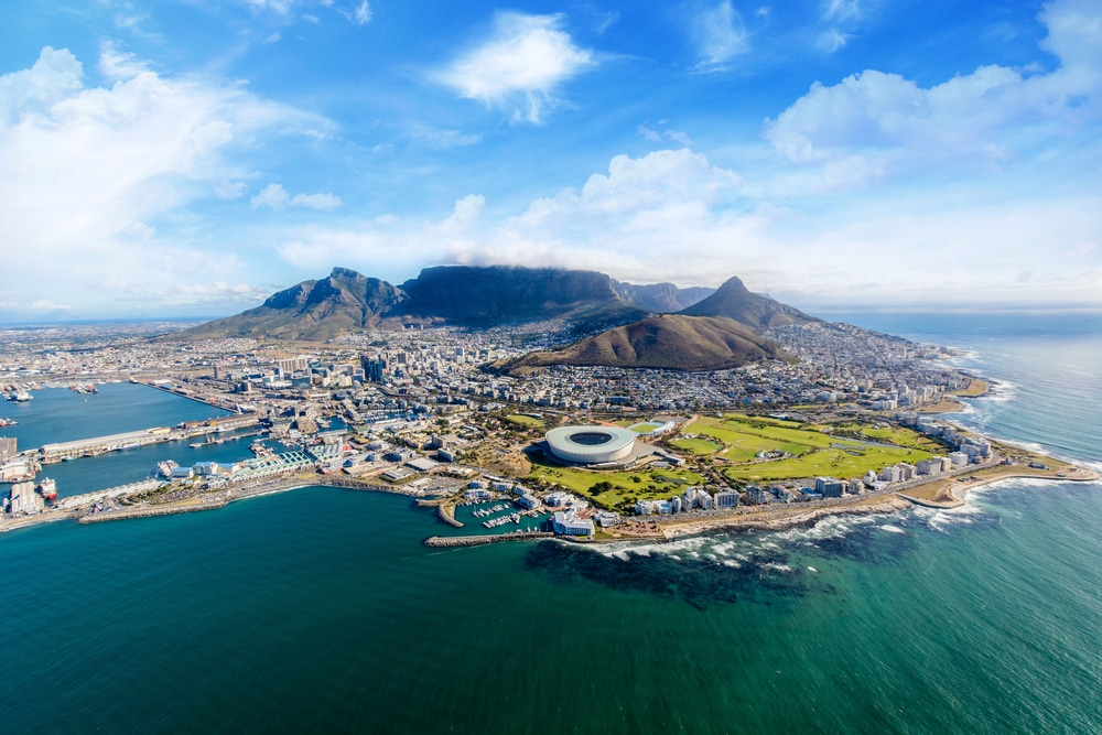南アフリカ共和国、国のサーキュラリティを測定するオーストリアとの共同研究を実施