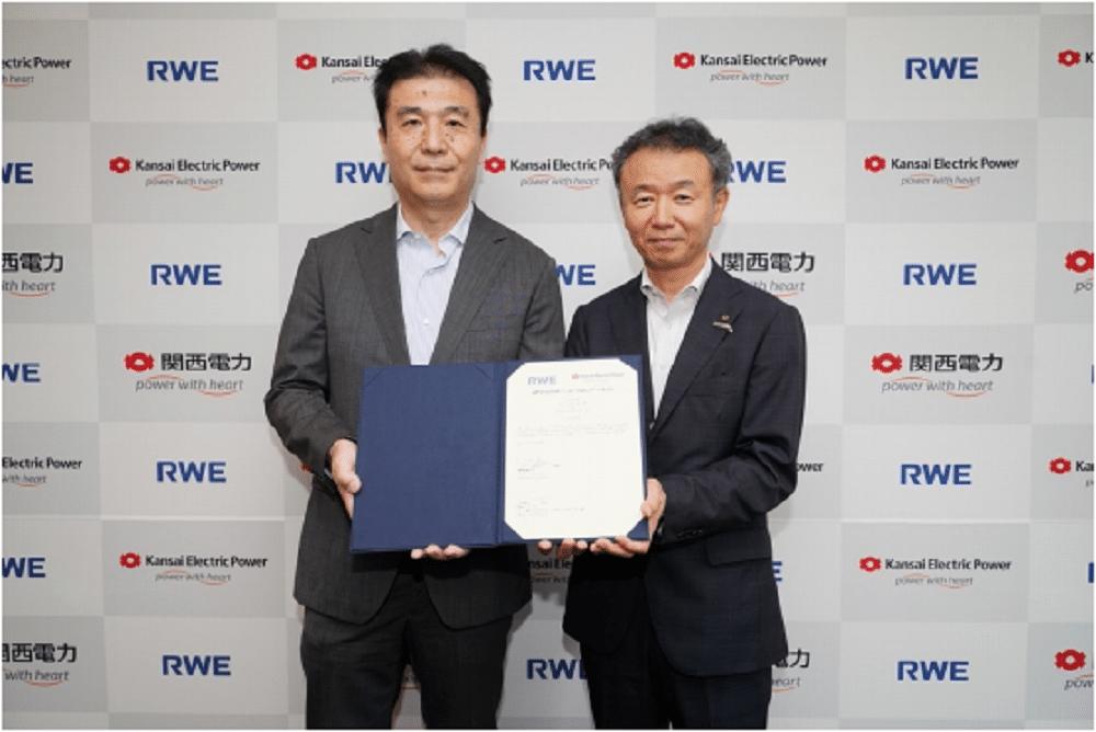 関西電力と独RWE Renewables、日本の浮体式洋上風力発電事業で提携