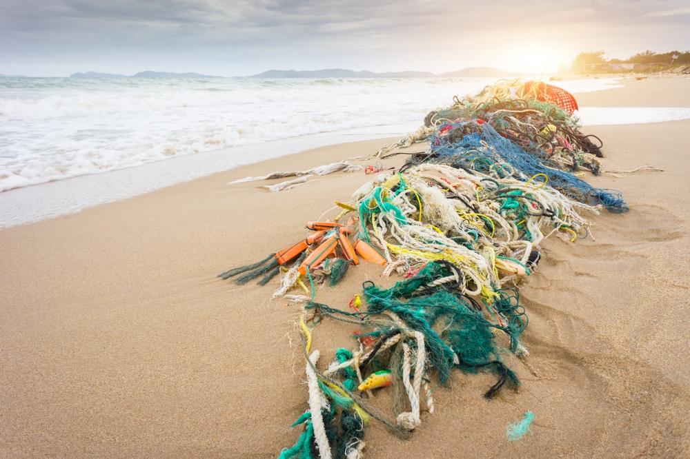 WWFジャパンとテラサイクルが開始した、廃棄漁網の回収・リサイクル