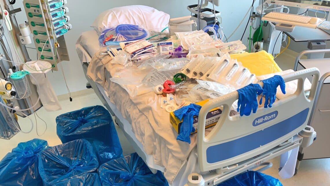 【レポート】人命も環境も大切に。世界初の循環型集中治療室を目指す蘭エラスムス医療センターの取り組み