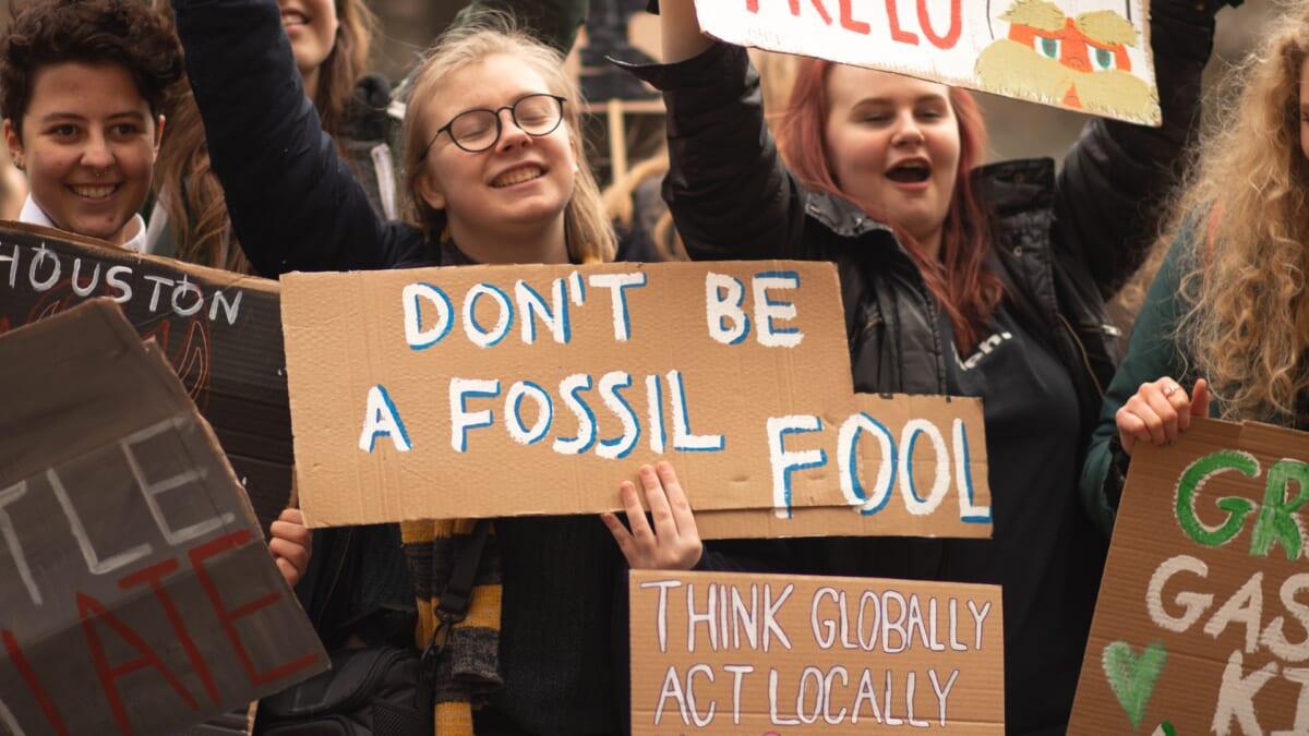 【オピニオン】化石燃料が広告から締め出される日