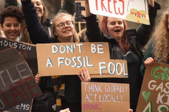 fossil fuel fossil fool