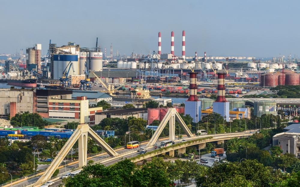シンガポール・ジュロン島のサーキュラーエコノミー研究、石油大手など51社が支援